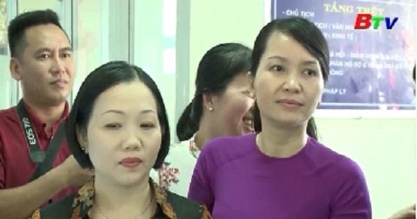 Công tác xây dựng Đảng ở các đảng bộ phường tại Tp.Thủ Dầu Một