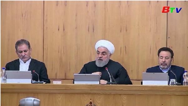 Tehran muốn đối thoại với thế giới