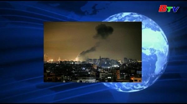 Israel không kích Gaza ngày thứ hai liên tiếp