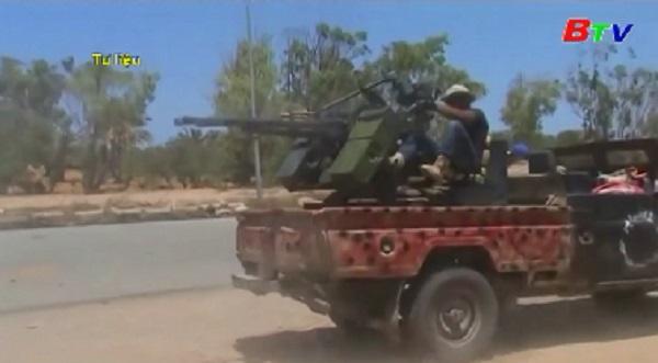 Hội nghị Berlin sẽ giúp chấm dứt xung đột tại Libya