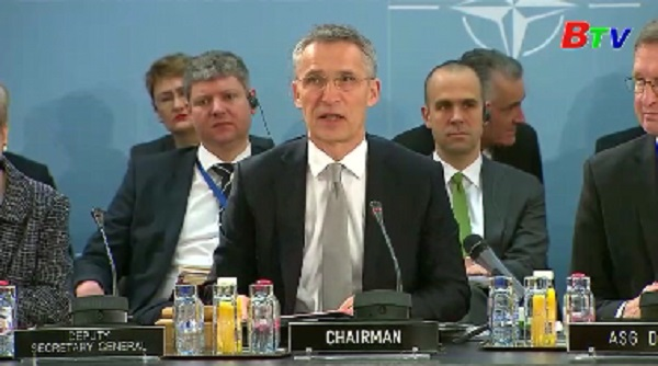 NATO bắt đầu lên kế hoạch huấn luyện quân sự tại Iraq