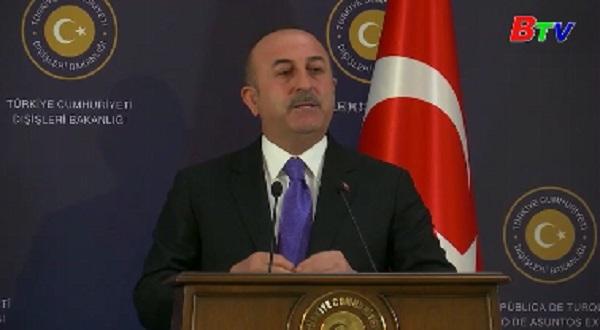 Thổ Nhĩ Kỳ và Mỹ thỏa thuận bình thường hóa quan hệ