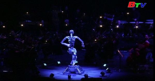 Khi robot làm nhạc trưởng