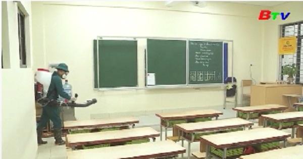 Bộ Giáo dục - Đào tạo điều chỉnh thời gian thi THPT Quốc gia