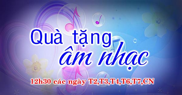 Quà tặng âm nhạc (Ngày 16/2/2021)