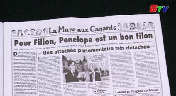 Ứng cử viên tổng thống Pháp Fillon chính thức bị truy tố