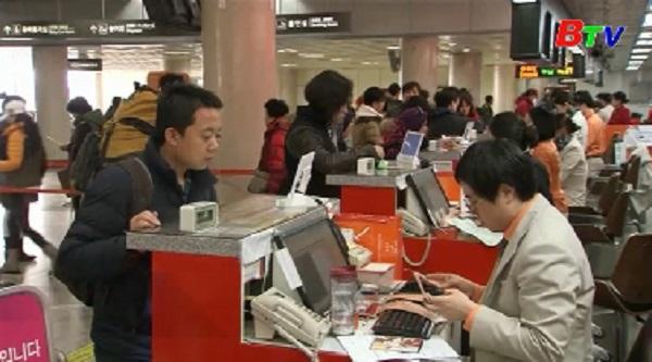 Tỷ lệ thất nghiệp ở Hàn Quốc cao nhất trong 7 năm
