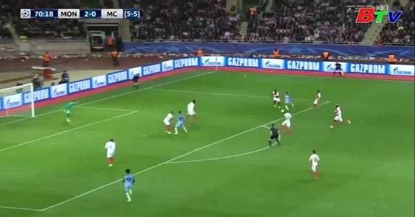 Lượt về vòng 1/8 UEFA Chmapions League-Monaco 3-1 Manchester City