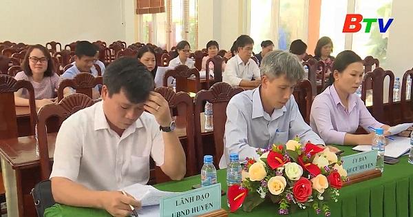 Huyện Phú Giáo tổ chức hội nghị hiệp thương lần 3