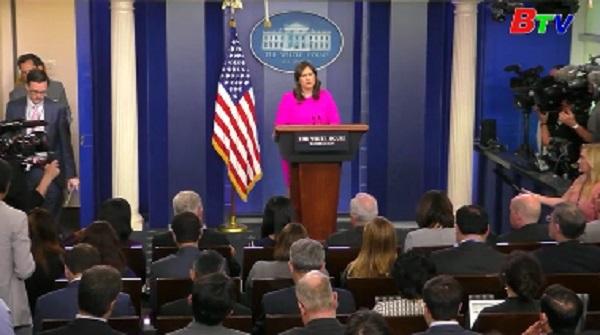 Nhà Trắng vẫn hy vọng diễn ra cuộc gặp thượng đỉnh Mỹ-Triều