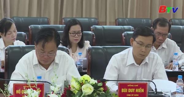 Hội nghị trực tuyến toàn quốc sơ kết 2 năm thực hiện chỉ thị 05 của Bộ Chính trị