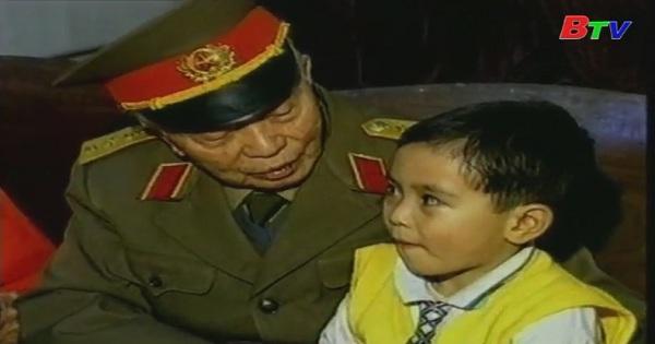 Đại tướng Võ Nguyên Giáp, một thế kỷ một đời người