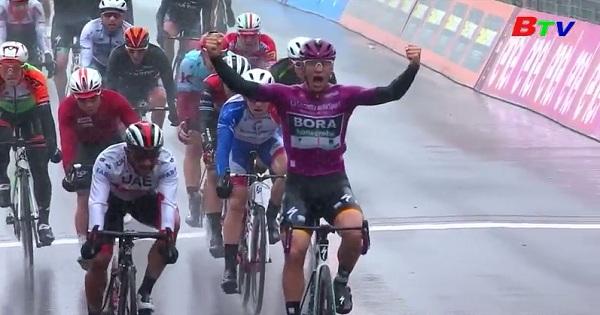 Kết quả chặng 5 Giải xe đạp vòng quanh Italia