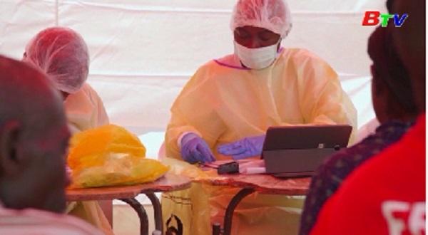 CHDC Congo - Gia tăng mạnh các trường hợp nhiễm Ebola