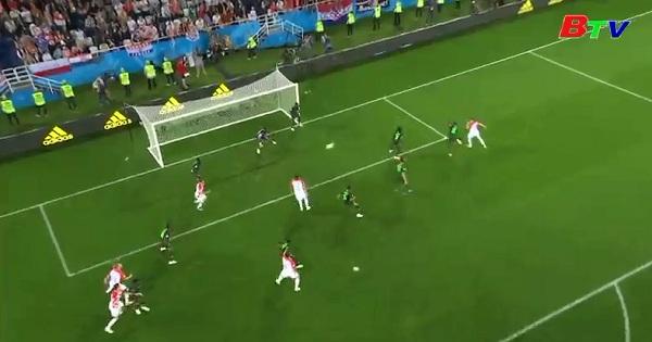 Bảng D: Croatia 2-0 Nigeria