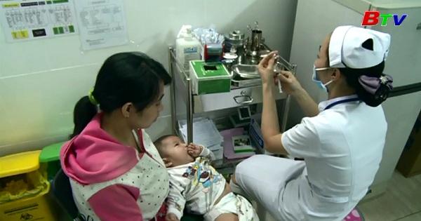 Lợi ích của việc tiêm chủng cho trẻ