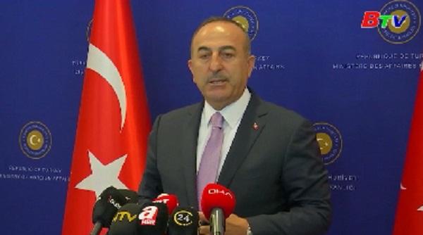 Thổ Nhĩ Kỳ tuyên bố tiếp tục các hoạt động ở Địa Trung Hải