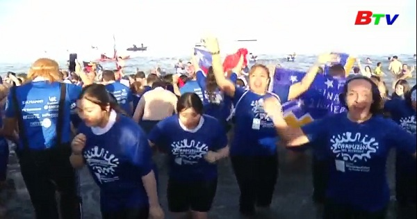 Người dân Chile chào đón lễ hội mùa đông Phương Nam