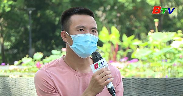 Tô Văn Vũ, cầu thủ trưởng thành từ khó khăn