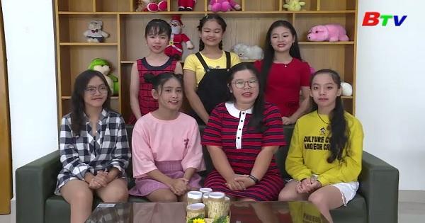 Đội Măng non với Tiếng hát Sơn ca toàn quốc 2020