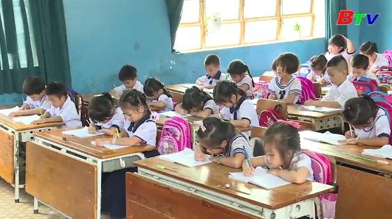 Giúp trẻ yêu thích đến trường