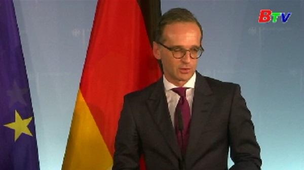 Đức sẽ hỗ trợ Syria tái thiết đất nước
