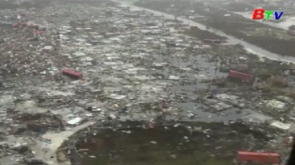 TTK LHQ kêu gọi hỗ trợ nhiều hơn cho Bahamas sau cơn bão Dorian