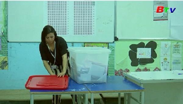 Bầu cử Tổng thống tại Tunisia