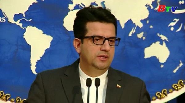 Iran chưa có kế hoạch cho cuộc gặp thượng đỉnh với Mỹ