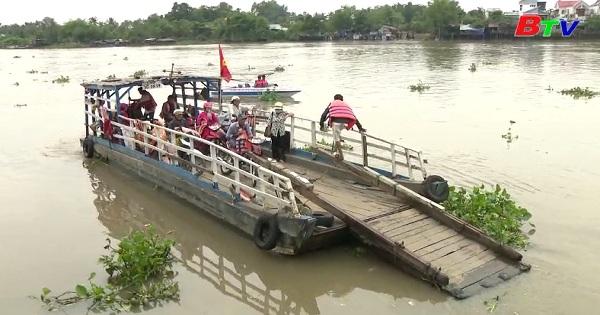 Du lịch đường sông - Hướng phát triển chiến lược của du lịch Bình Dương