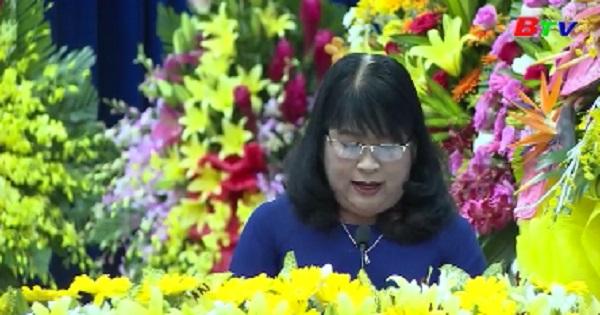 Bình Dương họp mặt kỷ niệm 89 năm ngày thành lập Hội Liên hiệp Phụ nữ Việt Nam