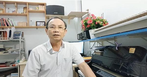 Nhịp cầu thân ái - Giao lưu với nhạc sĩ Lưu Khương Ninh