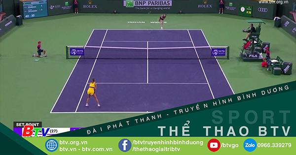 Victoria Azarenka và Paula Badosa vào chung kết Giải quần vợt Indian Wells 2021