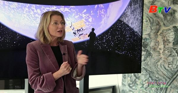 Khám phá vũ trụ qua bản đồ thực tế ảo 3D chi tiết nhất