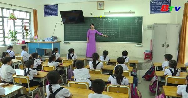 Trường tiểu học Phú Lợi - Điểm sáng của phong trào dạy tốt và học tốt