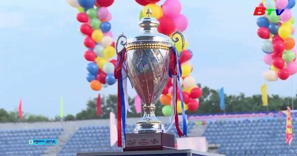 Tập đoàn Tân hiệp Phát - Người bạn đường chung thủy của Giải Bóng đá Quốc tế THBD - Cúp Number 1
