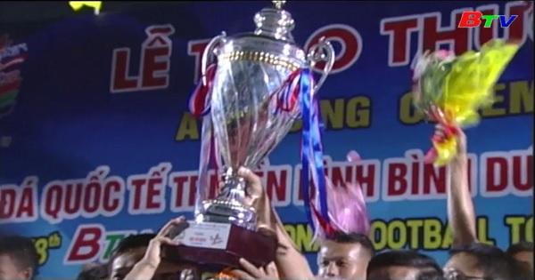 CLB Hoàng Anh Gia Lai  trước thềm Giải Bóng đá Quốc tế THBD - Cúp Number 1 lần thứ XIX/2018