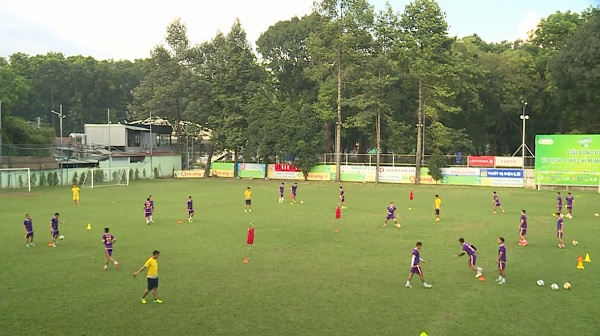 CLB Bóng đá Sài Gòn - Cái tên hoàn toàn mới trong lịch sử của giải đấu 19 tuổi