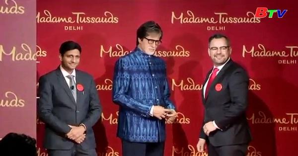 Bảo tàng tượng sáp nổi tiếng Madame Tussauds  ở New Delhi Ấn Độ giới thiệu các phiên bản mới