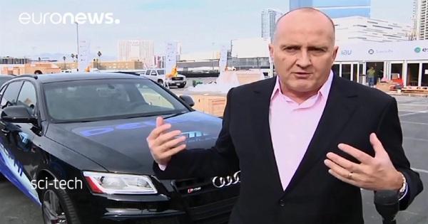 Xe hơi tự lái sẽ xuất hiện trên đường phố vào năm 2020
