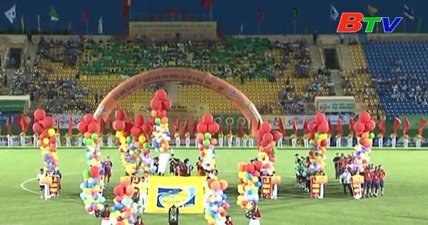 Đường đến Giải Bóng đá Quốc tế BTV - Number One Cup lần thứ XVIII (chương trình 1)