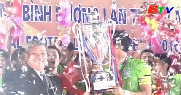 Đường đến Giải Bóng đá Quốc tế BTV - Number One Cup lần thứ XVIII (chương trình 2)