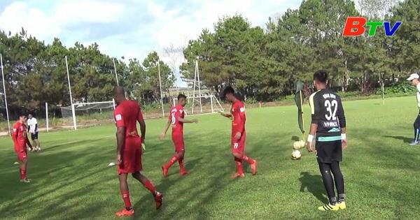 Đường đến Giải Bóng đá Quốc tế BTV - Number One Cup lần thứ XVIII (chương trình 4)