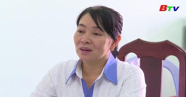 Người chi hội trưởng phụ nữ hết lòng với công tác xã hội