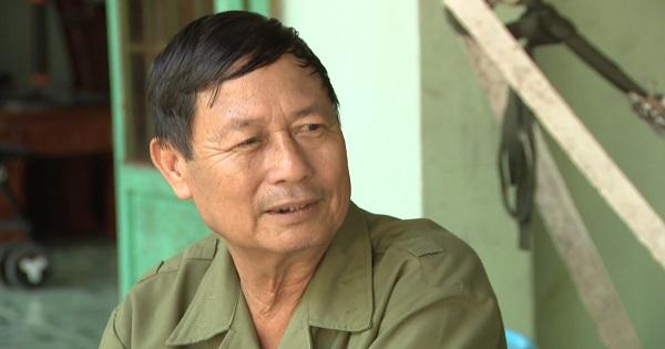 Hình ảnh đẹp về người cựu chiến binh
