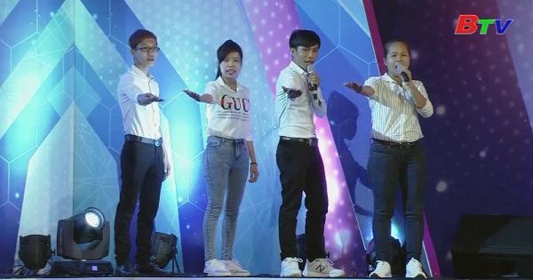 Hát với Công nhân|| Đội Diamond Việt Nam và Nét Việt