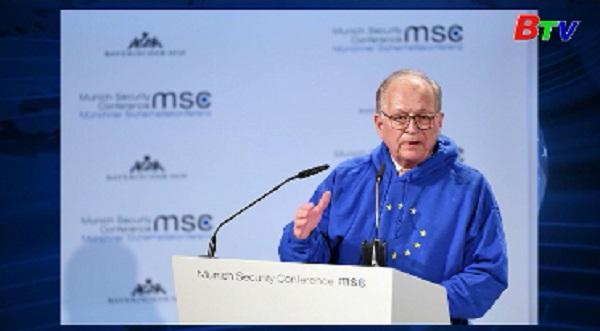 Hội nghị An ninh Munich lần thứ 55 bế mạc với nhiều bi quan