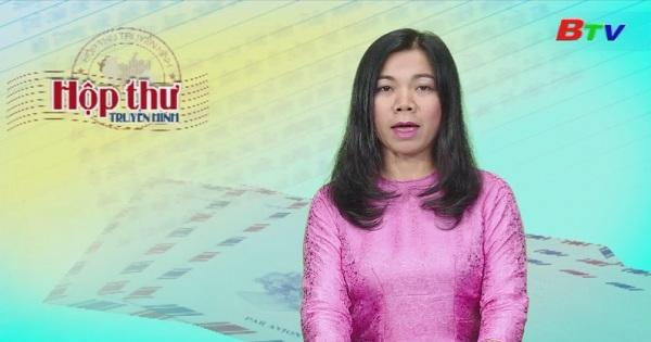 Hộp thư Truyền hình (Ngày 18/02/2019)