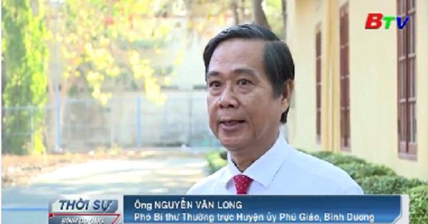 Phú Giáo- Đại hội Đảng cấp cở sở đúng kế hoạch