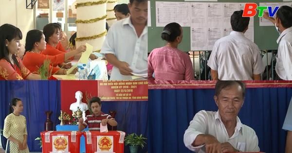 Hội đồng Nhân dân tỉnh Bình Dương khóa IX - Nhiệm kỳ 2016-2021